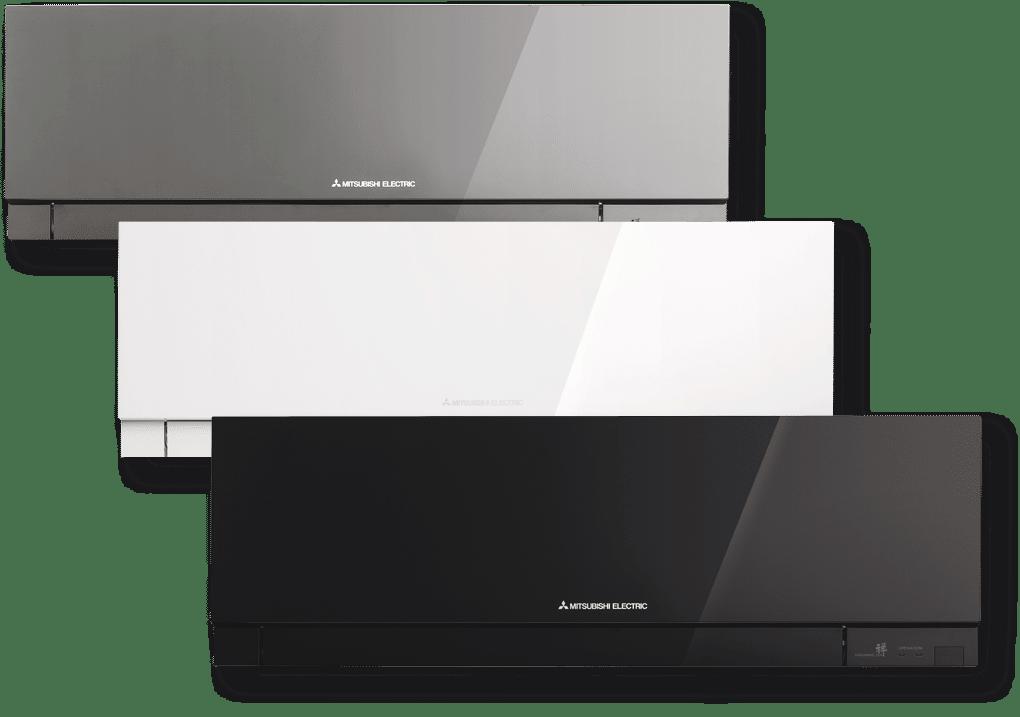Mitsubishi Electric Kirigamine ZEN MSZ-EF disainmudelid